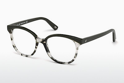 نظارة Web Eyewear WE5196 055 - هافانا, بني