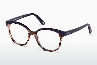 نظارة Web Eyewear WE5196 056 - بني, هافانا