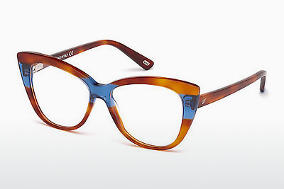 نظارة Web Eyewear WE5197 053 - هافانا, Yellow, Blond, Brown