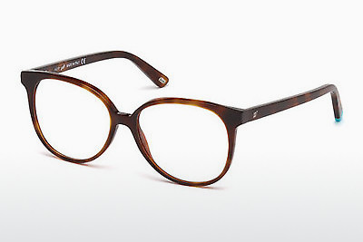 نظارة Web Eyewear WE5199 052 - بني, Dark, Havana