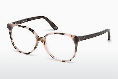 نظارة Web Eyewear WE5199 056 - بني, هافانا
