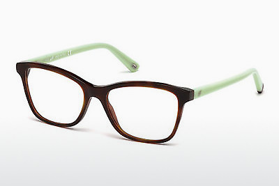 نظارة Web Eyewear WE5200 053 - هافانا, Yellow, Blond, Brown