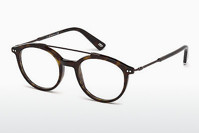 نظارة Web Eyewear WE5204 052 - بني, Dark, Havana