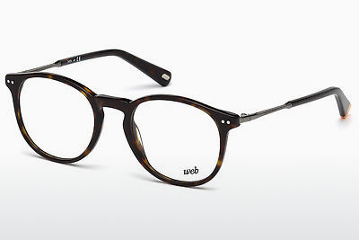 نظارة Web Eyewear WE5221 052 - بني, هافانا
