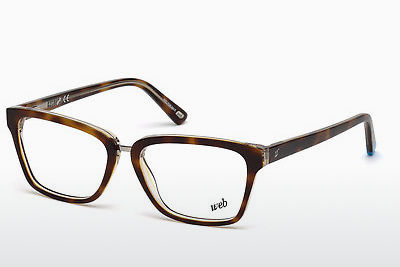 نظارة Web Eyewear WE5229 056 - بني, هافانا