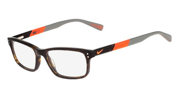 Nike NIKE 7237 215 TORTOISE-TOTAL ORANGE