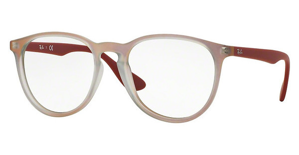 Ray-Ban RX7046 5485 RED IRIDESCENT