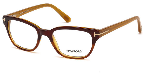 Tom Ford FT5207 047 braun hell