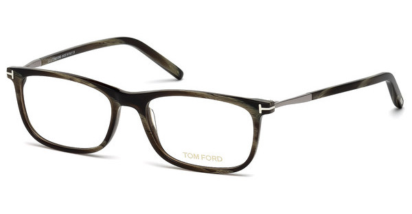Tom Ford   FT5398 061 horn grün