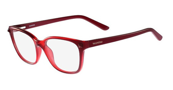 Valentino V2677 617 GRADIENT RED