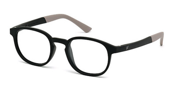 Web Eyewear WE5185 002 schwarz matt