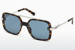 نظارة شمسية Dsquared DQ0270 53V - هافانا, Yellow, Blond, Brown
