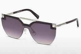 نظارة شمسية Dsquared DQ0275 16T - فضي, Shiny, Grey