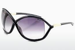 نظارة شمسية Tom Ford Whitney (FT0009 0B5) - رمادي