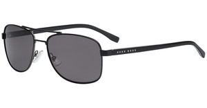 Boss BOSS 0762/S QIL/Y1 GREYMTT BLACK (GREY)