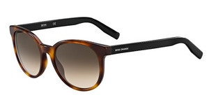 Boss Orange BO 0256/S SFC/J6 BROWN SFHAVBLKSHSH (BROWN SF)
