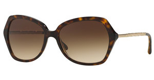 Burberry BE4193 300213 BROWN GRADIENTDARK HAVANA