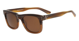 Calvin Klein CK8501SP 205 BROWN HORN