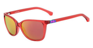 Calvin Klein CKJ761S 619 CRYSTAL RED