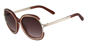 Chloé CE689S 222 LIGHT BURNT