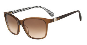 Diane von Fürstenberg DVF600S COURTNEY 231 BROWN