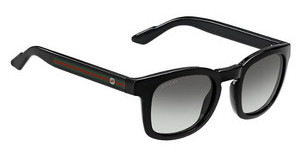 Gucci GG 1113/S D28/N6 GREY SFSHN BLACK