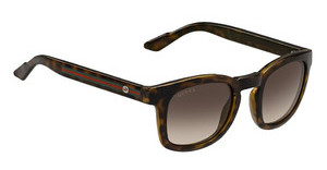 Gucci GG 1113/S DWJ/J6 BROWN SFHAVANA (BROWN SF)