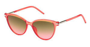 Marc Jacobs MARC 47/S TOT/FX BROWN CORALCORAL