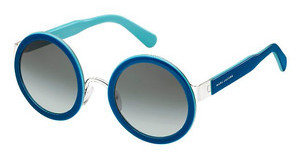 Marc Jacobs MJ 587/S 533/PT GREY SFTEAL TURQ (GREY SF)