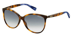 Max Mara MM LIGHT II 05L/U3 GREY SFHAVANA
