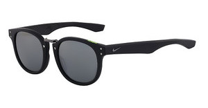 Nike ACHIEVE EV0880 007 MATTE BLACK/VOLT WITH GREY W/SILVER FLASH LENS