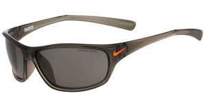 Nike RABID EV0603 208 MATTE DEEP PEWTER/TOTAL ORANGE WITH GREY LENS LENS