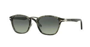 Persol PO3110S 102071 LIGHT GREY GRAD DARK GREYLICHEN STRIPED