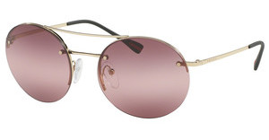 Prada Sport PS 54RS ZVN6M0 PINK GRADIENTPALE GOLD