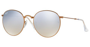 Ray-Ban RB3532 198/9U GREY FLASH GRADIENTSHINY BRONZE