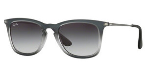Ray-Ban RB4221 62268G GREY GRADIENT DARK GREYSHOT GREY ON BLACK