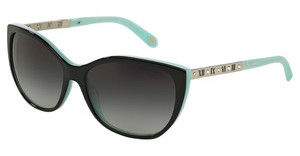 Tiffany TF4094B 80553C GRAY GRADIENTBLACK/BLUE