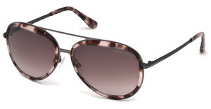 Tom Ford FT0468 56Z verspiegelthavanna