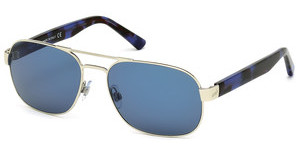 Web Eyewear WE0159 16V blaupalladium glanz