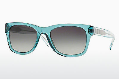 نظارة شمسية Burberry BE4211 35428G - أزرق, Turquoise