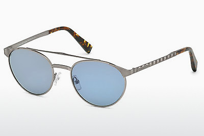 نظارة شمسية Ermenegildo Zegna EZ0026 15V - رمادي, Shiny, Matt