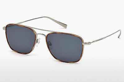 نظارة شمسية Ermenegildo Zegna EZ0052 14V - رمادي, Shiny, Bright