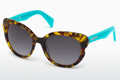نظارة شمسية Just Cavalli JC656S 53W - هافانا, Yellow, Blond, Brown