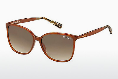 نظارة شمسية Max Mara MM LIGHT I BVE/JD - Leopard, بني