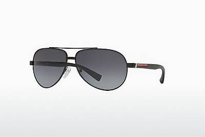 نظارة شمسية Prada Sport BARNBURNER (PS 51NS 1BO5W1) - أسود