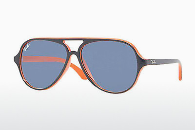 نظارة شمسية Ray-Ban Junior RJ9049S 178/7B - أزرق