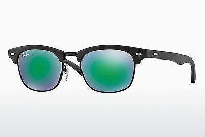 نظارة شمسية Ray-Ban Junior RJ9050S 100S3R - أسود