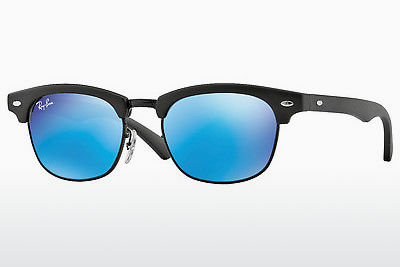 نظارة شمسية Ray-Ban Junior RJ9050S 100S55 - أسود