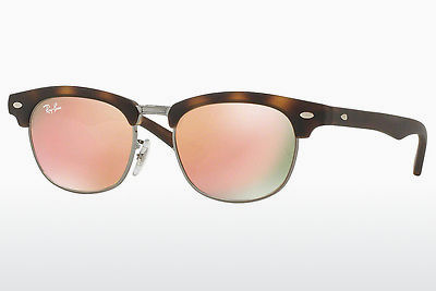 نظارة شمسية Ray-Ban Junior RJ9050S 70182Y - بني, هافانا
