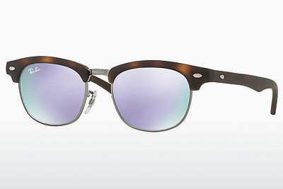 نظارة شمسية Ray-Ban Junior RJ9050S 70184V - بني, هافانا